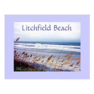 BEACH POSTCARD, Litchfield Beach Postcard