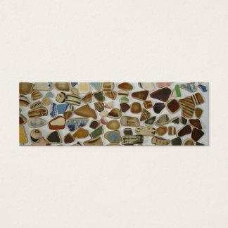 Beach Pottery... Mini Business Card