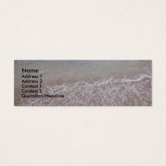 beach profile card