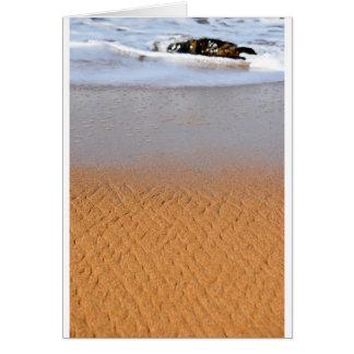 BEACH QUEENSLAND AUSTRALIA CARD