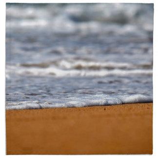 BEACH QUEENSLAND AUSTRALIA CLOTH NAPKINS