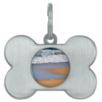 BEACH QUEENSLAND AUSTRALIA PET NAME TAG