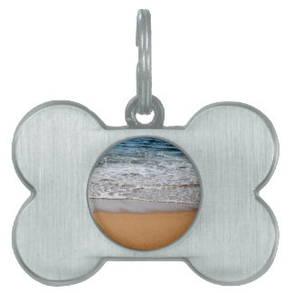BEACH QUEENSLAND AUSTRALIA PET TAGS