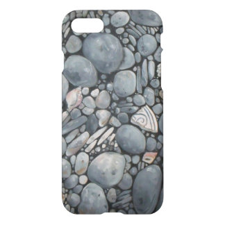 Beach Rocks Pebbles Stones iPhone 7 Case