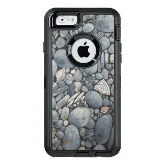 Beach Rocks Pebbles Stones OtterBox iPhone 6/6s Case
