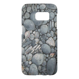 Beach Rocks Pebbles Stones Samsung Galaxy S7 Case