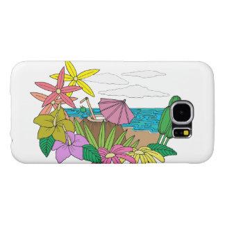 Beach Samsung Galaxy S6 Cases