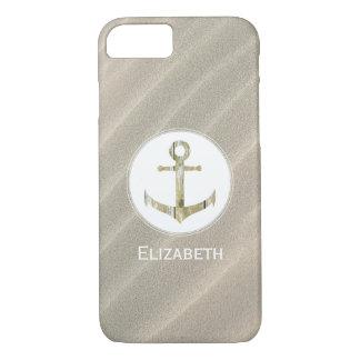 Beach sand anchor iPhone 8/7 case
