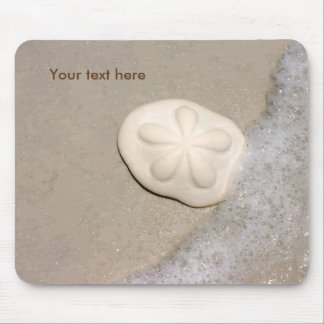 Beach Sand dollar Scenic Mouse Pad