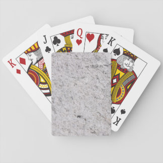 Beach Sand Playing Cards