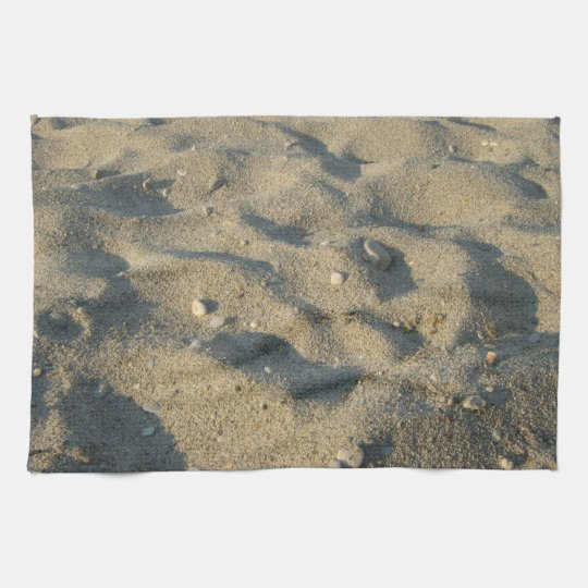 Beach sand summer cover hand towel