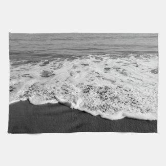 Beach/Sand/Waves Kitchen Towel