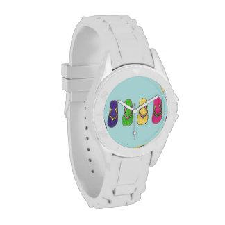 Beach Sandals Wrist Watches
