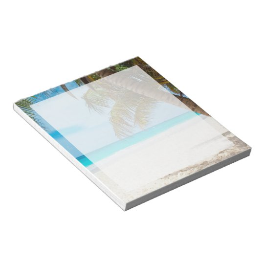 Beach Scene 1 Notepad