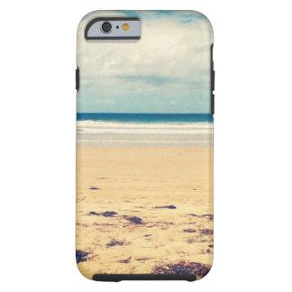 Beach Scene Tough iPhone 6 Case