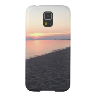 Beach Scene Case For Galaxy S5
