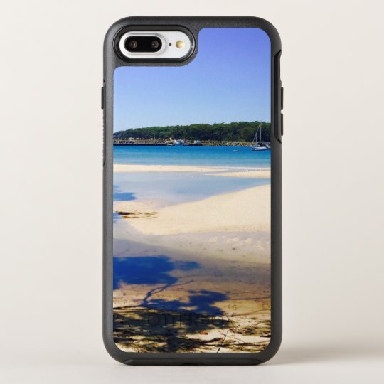 Beach  Scene OtterBox Symmetry iPhone 8 Plus/7 Plus Case
