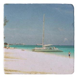 Beach Scene Trivet