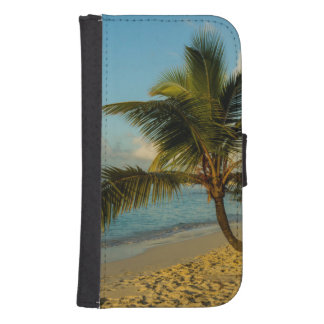 Beach scenic phone wallet
