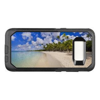 Beach Scenic Tropical Design OtterBox Commuter Samsung Galaxy S8 Case