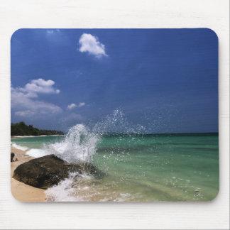 Beach Sea and Sand Mouse Pad