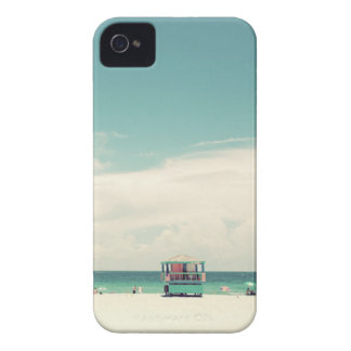 Beach Shack iPhone 4 Cover