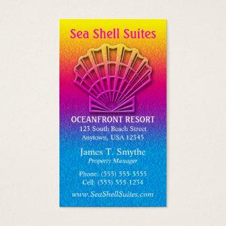 Beach / Shell Business Card