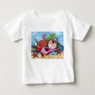 Beach Shells T-shirt - Customized