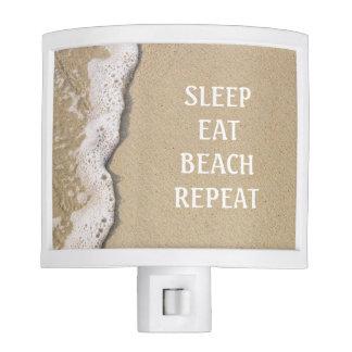 Beach Shore Night Light