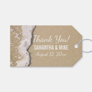 Beach Shore Pack Of Gift Tags
