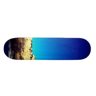 Beach Skate Board Decks