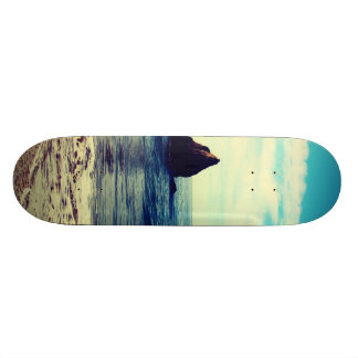 Beach Custom Skate Board
