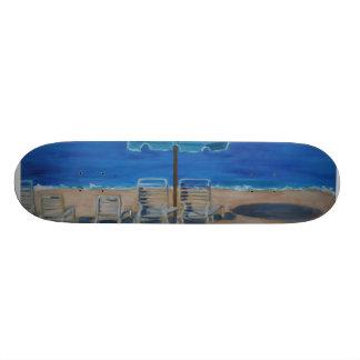 Beach Skate Deck