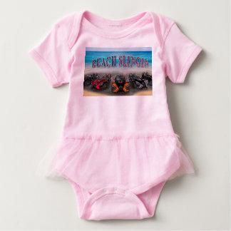 Beach Slingin Child Baby Bodysuit