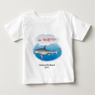 """Beach Souvenir """"Got TOURISTS"""" shirts"""