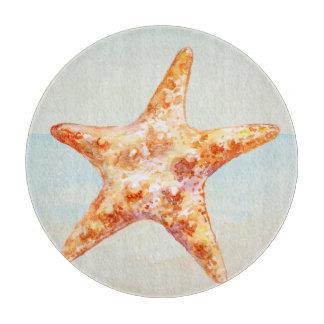 Beach Starfish Nautical Ocean Cutting Boards