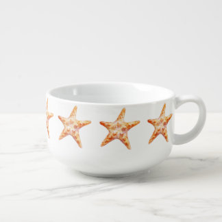 Beach Starfish Nautical Ocean Soup Mug
