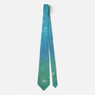 Beach Starfish Tie