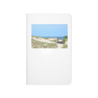 Beach Steps Pocket Journel Journals