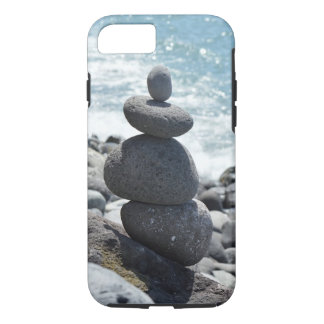 Beach Stones Ocean Shore Cell Phone Case