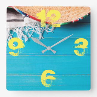 Beach Stuff. Summer is Calling. Wall Clock
