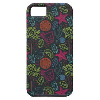 Beach style design for hot summer days with fruit iPhone 5 covers