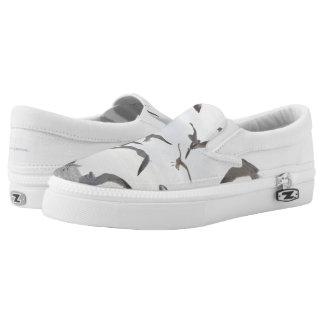 Beach styleslip on  kicks! Slip-On sneakers