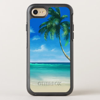 Beach Summer Tropical Beauty OtterBox Symmetry iPhone 8/7 Case