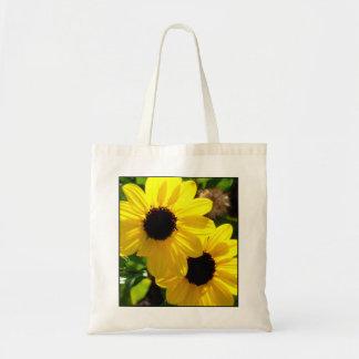 Beach Sunflowers Small Tote