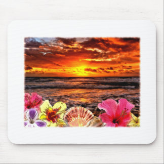 Beach Sunrise Mousepad