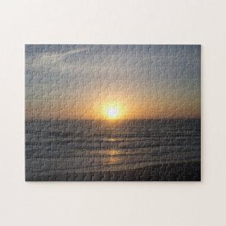 Beach Sunrise Puzzle