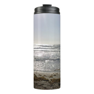 Beach Sunrise Thermal Tumbler
