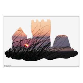 Beach Sunrise Wall Sticker