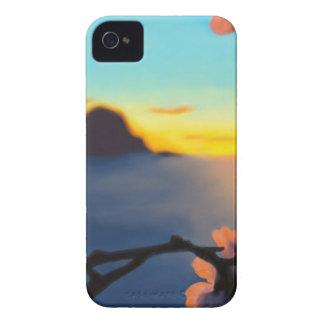 Beach Sunset iPhone 4 Case-Mate Case